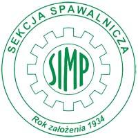 Dyplom uznania dla Sekcji Spawalniczej SIMP
